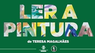Exposição de pintura de Teresa Magalhães