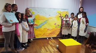 """""""Insetos em Missão Ambiental"""" na Escola Básica de Marrazes"""