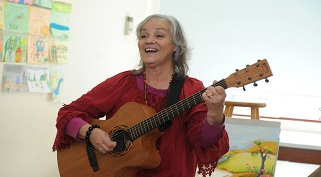 Escola Básica Amarela recebeu a escritora infantil Marília Ascenso