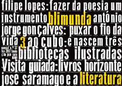 Revista Blimunda, fevereiro de 2017