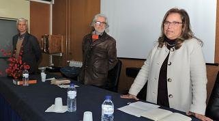 Escola Secundária Afonso Lopes Vieira recebeu comemorações do centenário do escritor Manuel Ferreira