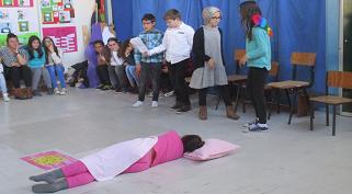Dia 4 – Semana da Leitura na Escola José Saraiva