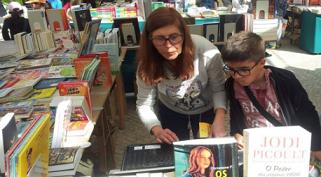 Escola de Parceiros na Feira do Livro e da Leitura