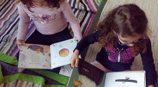 Semana da Leitura em Parceiros – Leituras a solta