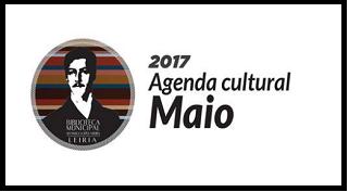 Agenda de maio | Biblioteca Municipal Afonso Lopes Vieira