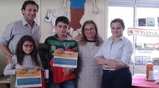 Município de Leiria premeia Melhores Leitores das Bibliotecas Escolares do concelho