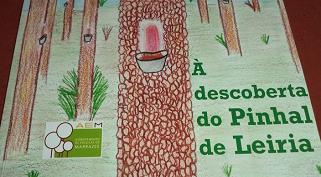 """""""À descoberta do pinhal de Leiria"""" no Agrupamento de Escolas de Marrazes"""
