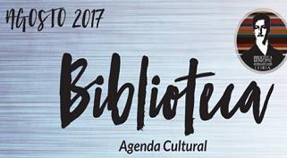 Agenda Cultural de Agosto da Biblioteca Municipal Afonso Lopes Vieira