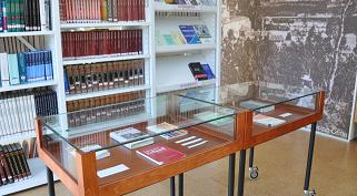 """Mostra Bibliográfica sobre o """"Dia Internacional da Literacia"""" na Biblioteca do Campus 1 (ESECS) do Politécnico de Leiria"""