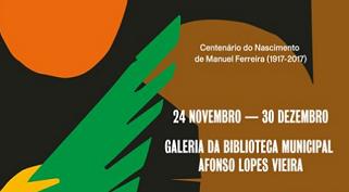 Manuel Ferreira: Capitão de Longo Curso – Na Biblioteca Municipal Afonso Lopes Vieira