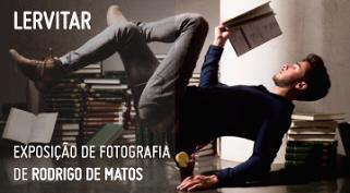 A Biblioteca José Saramago do Politécnico de Leiria acolhe a exposição LERVITAR