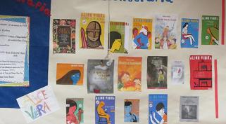 Autores em direto: Alice Vieira na Biblioteca Escolar José Saraiva