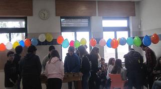 Explosão de Leituras na Biblioteca Escolar José Saraiva