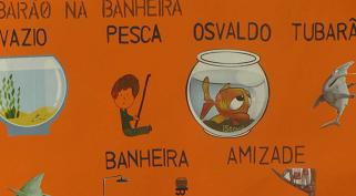 """Campanha eleitoral """"Miúdos a votos"""" na Biblioteca Escolar José Saraiva"""
