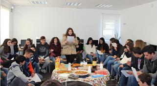 A Semana da Leitura no Agrupamento de Escolas Henrique Sommer