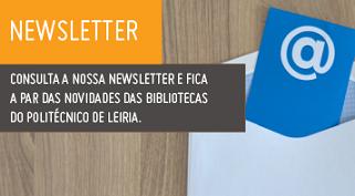 Newsletter de maio de 2018 das Bibliotecas do Politécnico de Leiria