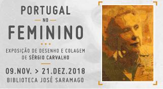 """""""Portugal no Feminino: Retratos de mulheres notáveis em folhas de árvores"""" – Exposição de Sérgio Carvalho"""