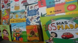 Rede de Leitura em Sala de Aula nas escolas básicas do 1.º ciclo de Palmeiria e de Chainça