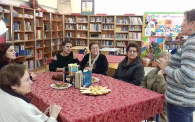 Sabores Literários na Biblioteca do Colégio Dinis de Melo