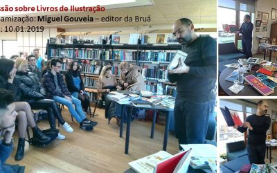 Livros Ilustrados na ESDS