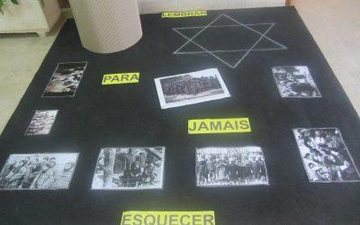 Comemoração da Semana em Memória das Vítimas do Holocausto I EB 2,3 José Saraiva