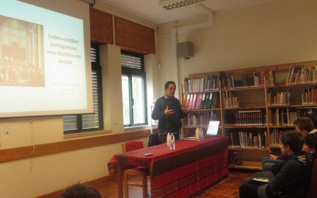 Conferência I  EB 2,3 José Saraiva