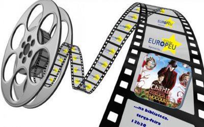 O Clube Europeu apresenta sessão de cinema semanal na biblioteca