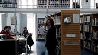 Dia Mundial da Leitura em Voz Alta na Biblioteca Municipal Afonso Lopes Vieira