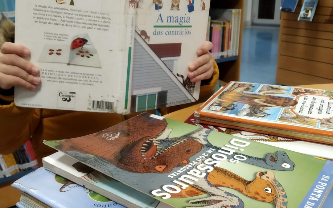 """Jornal Digital """"A minha biblioteca escolar"""""""