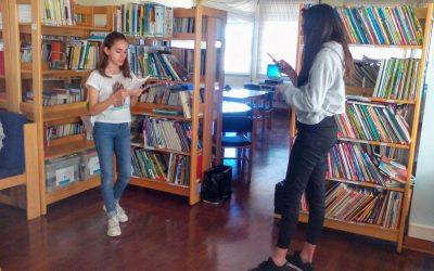 A Biblioteca ComVida à Leitura,…para fazer leitores! (AERSI)