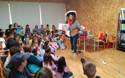 Encontros com a escritora Trindade Pereira no AERSI