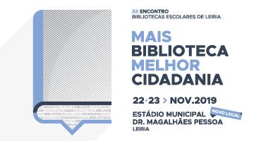 XII Encontro Bibliotecas Escolares de Leiria – Programa