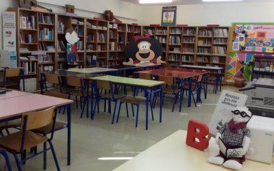 Portas Fechadas, Bibliotecas Abertas: a Biblioteca Escolar do Colégio Dinis de Melo
