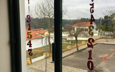 Portas fechadas, bibliotecas (e outras janelas) abertas… no AE Colmeias