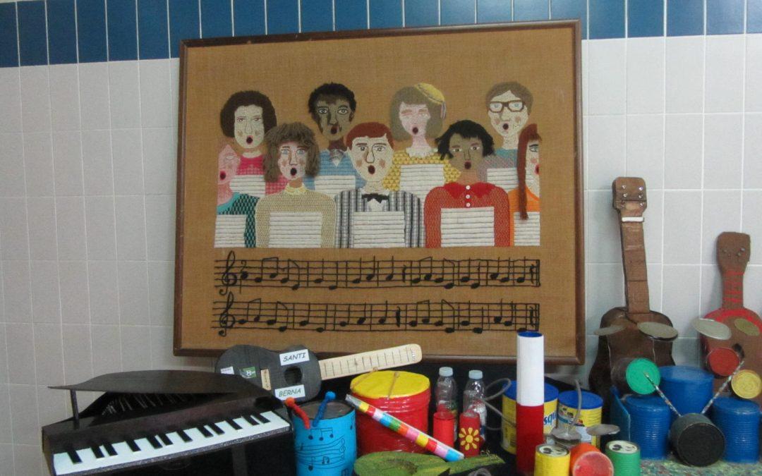 Dia Mundial da Música na EB José Saraiva