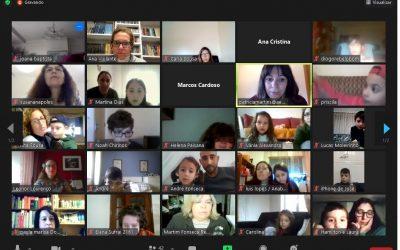 Dia Mundial da Leitura em Voz Alta no AEMarrazes