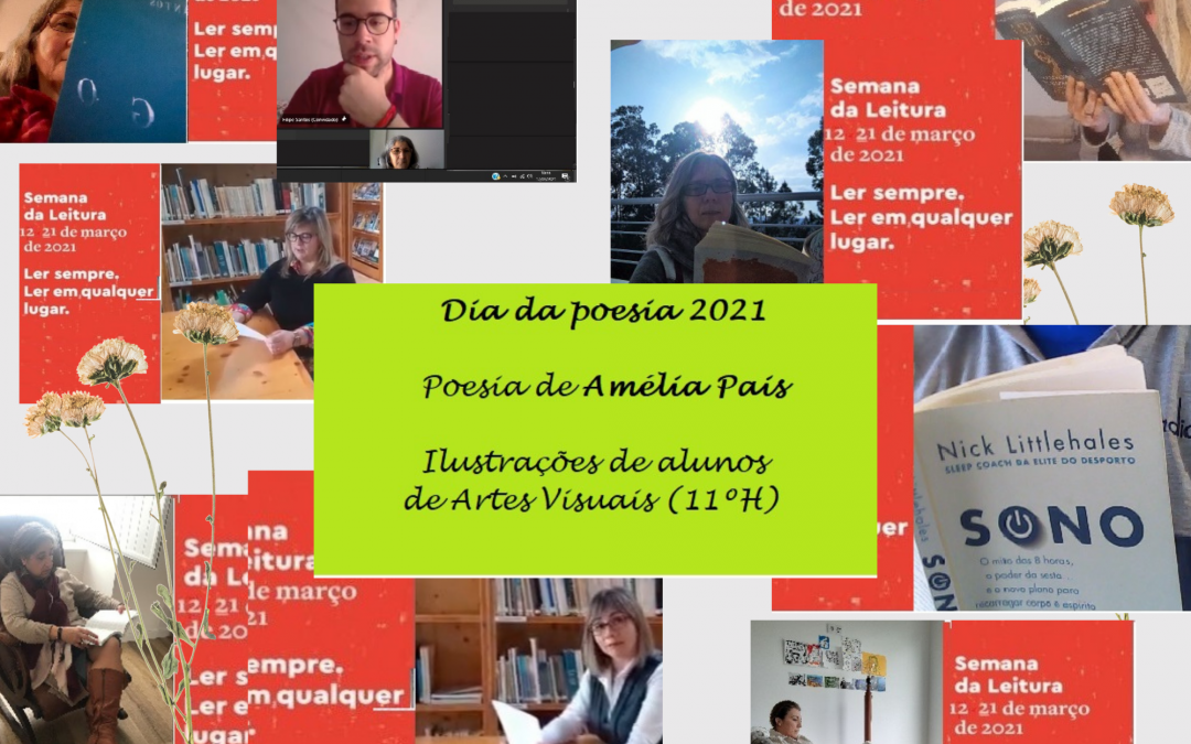 A Semana da Leitura 2021 na ESFRL