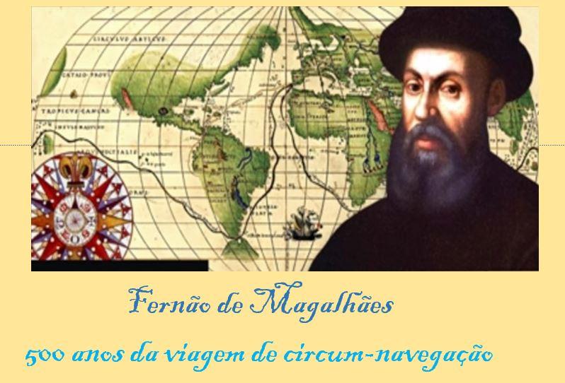 Quinhentos anos da morte de Fernão de Magalhães