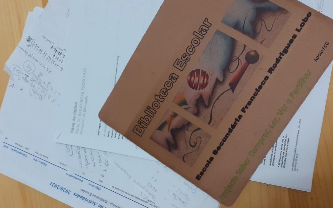 Na biblioteca Amélia Pais/ESFRL, avaliar para avançar