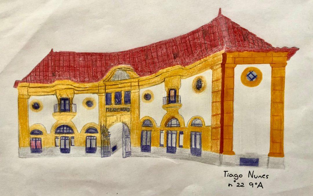 """""""Korrodi – História e Arte de um arquiteto que se tornou leiriense"""", na EB 2,3 José Saraiva"""