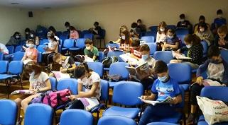 Projecto de Leitura no Colégio Dr. Luís Pereira da Costa