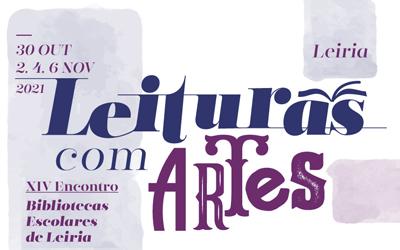 XIV ENCONTRO DE BIBLIOTECAS ESCOLARES DE LEIRIA
