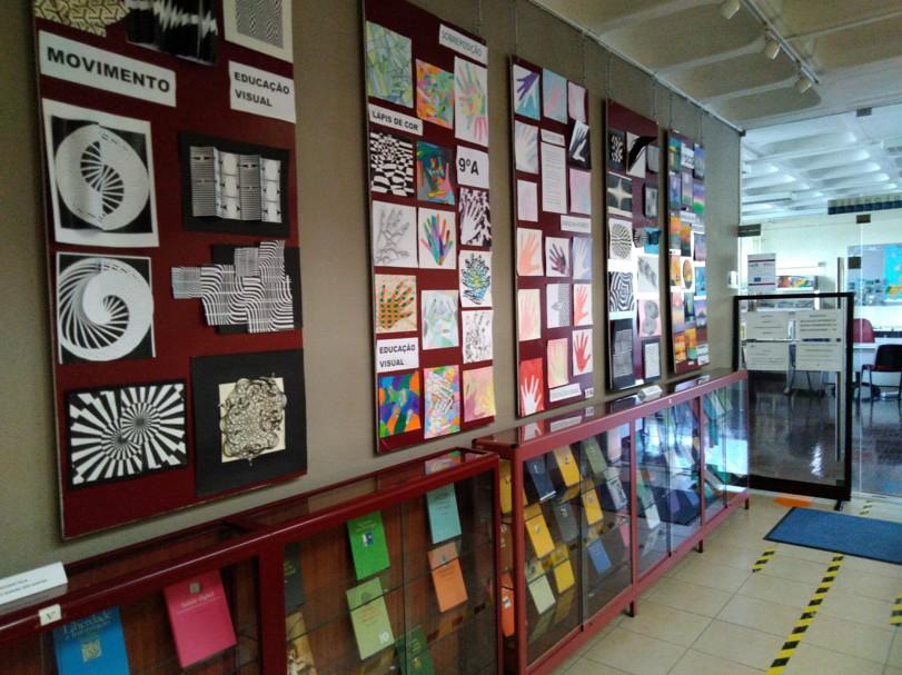 Recomeçar na Biblioteca Escolar Afonso Lopes Vieira